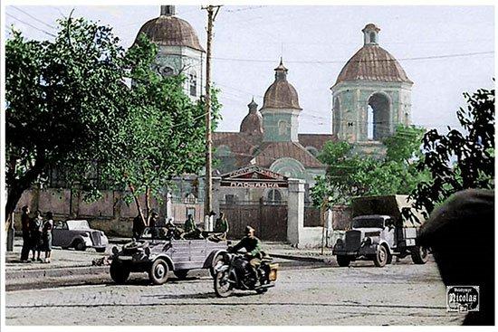 Успенский собор 1941